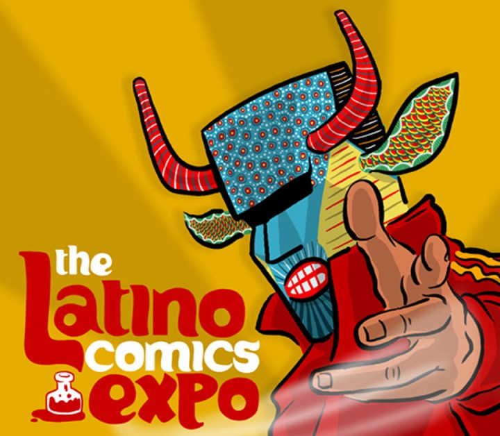 Ricardo Padilla and crew from the Latino Comics Expo came out in a show of solidarity. If BCAF and Latino Comics Expo link up, it will be on.