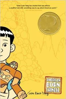 American Born Chinese (2008) writer/artist: Gene Luen Yang