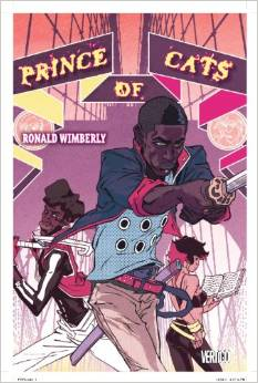 The Prince of Cats (2012) writer/artist Ron Wimberly