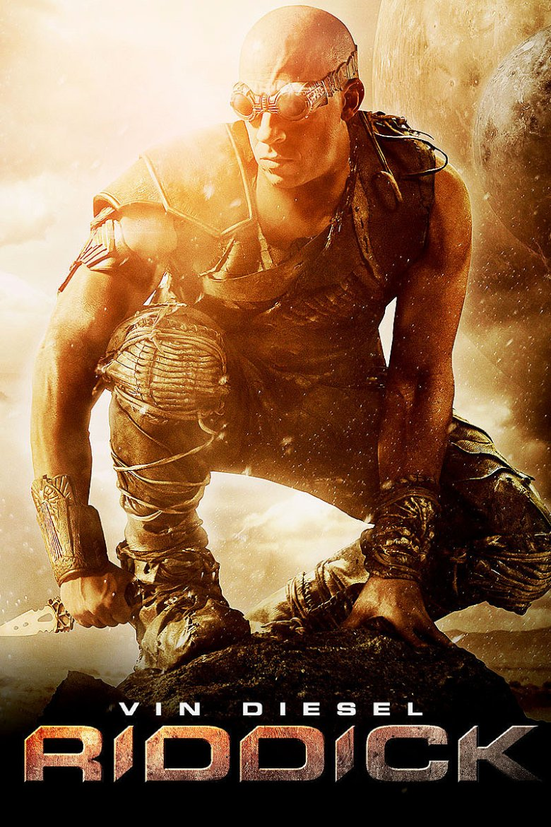 When I heard that there was going to be a third film in the Riddick-verse, and it would be rated 'R', I became very excited. I thought that, with the R rating, the franchise would go back to its small film, spooky roots.