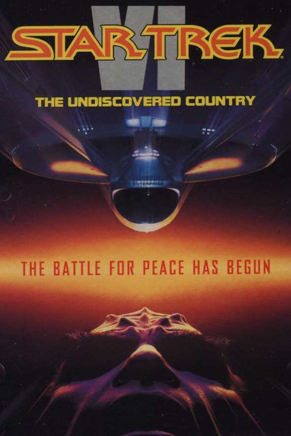 and The Undiscovered Country.