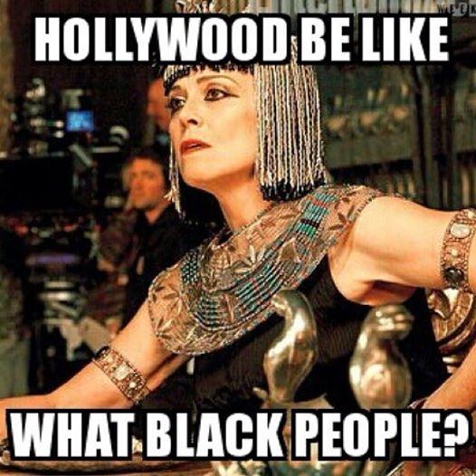 what black people