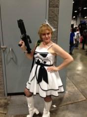 Stormtrooper Dress