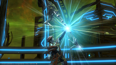 This week I just finished the long grind to obtain the newest relic weapon!