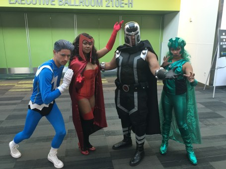 The Brotherhood of Colorful Mutants