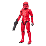 STAR WARS HERO SERIES 12-INCH Figure Assortment (HASBRO/Ages 4 years & up/Approx. Retail Price: $9.99/Available: Fall 2019) Enter the world of STAR WARS and launch into action and adventure! Discover a galaxy of starships and vehicles and immerse yourself in exciting stories of good versus evil against a backdrop of a galaxy populated by heroes, villains, droids, and space creatures with STAR WARS HERO SERIES 12-INCH figures! With the STAR WARS HERO SERIES figures from HASBRO, kids can imagine the action and adventure of the STAR WARS Galaxy. Featuring movie-inspired design and several points of articulation for poseable fun, boys and girls will love creating favorite moments from the STAR WARS films! Characters in this assortment include SUPREME LEADER KYLO REN, SITH TROOPER, and DARTH VADER. Each figure sold separately. Includes figure and accessory. Available at most major retailers.