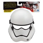 STAR WARS ROLE-PLAY MASK Assortment (HASBRO/Ages 5 years & up/Approx. Retail Price: $9.99/Available: Fall 2019) STAR WARS ROLE-PLAY MASKS let kids imagine themselves as characters like DARTH VADER or KYLO REN. With movie-inspired design and detailing, these masks make a wonderful gift for fans of STAR WARS entertainment, which includes movies like STAR WARS: A NEW HOPE, STAR WARS: THE FORCE AWAKENS, and STAR WARS: THE RISE OF SKYWALKER. Each sold separately. Available at most major retailers.