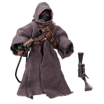 STAR WARS: THE BLACK SERIES 6-INCH OFFWORLD JAWA Figure (HASBRO/Ages 4 years & up/Approx. Retail Price: Starting at $19.99/Available: Fall 2019) Fans and collectors can imagine scenes from the STAR WARS Galaxy with this premium STAR WARS: THE BLACK SERIES 6-INCH OFFWORLD JAWA figure, inspired by the THE MANDALORIAN live-action TV series on Disney Plus. This figure comes with OFFWORLD JAWA-inspired accessories, and features premium detail and multiple points of articulation, making it a great addition to any STAR WARS collection. Includes figure and 2 accessories. Available at most major retailers.