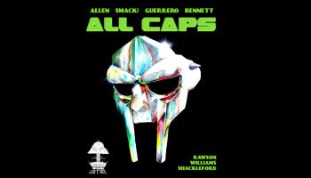 ALL CAPS Cover Art