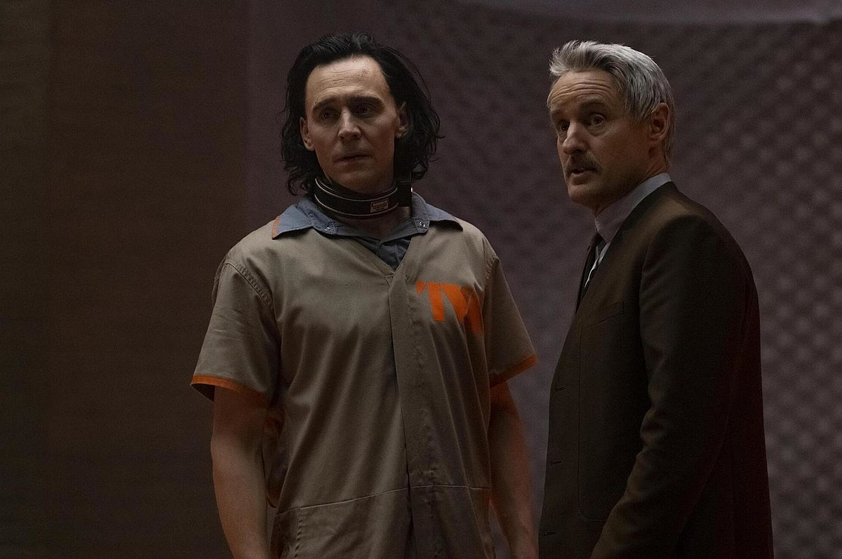 Check out this Exclusive Clip from Disney+'s 'Loki'