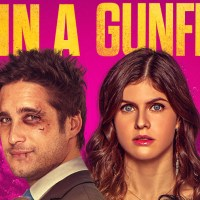 Watch the New Trailer for 'Die in a Gunfight' Starring Alexandra Daddario and Diego Boneta