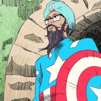 Why this 'American Sikh' Cosplays as Captain America