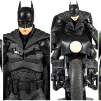 Get a First Look at New Merch from 'The Batman'
