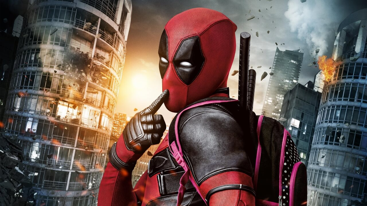 Image result for deadpool 1280x720