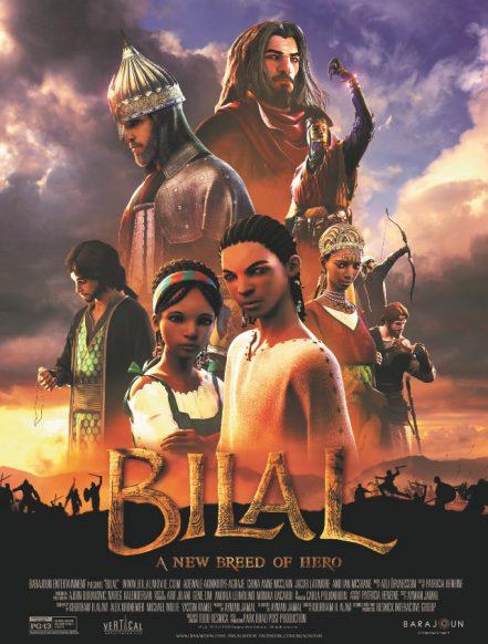 Download Bilal: A New Breed Of Hero (2018) : download, bilal:, breed, (2018), Advanced, Screening, BILAL:, BREED, Boston, January, Nerds, Templar