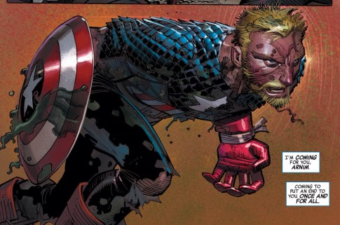 Can John Romita Jr please draw every comic ever please?