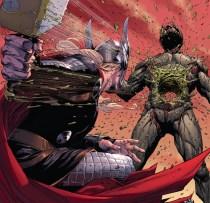 Basic rule of comic books No.1 do not underestimate Thor.