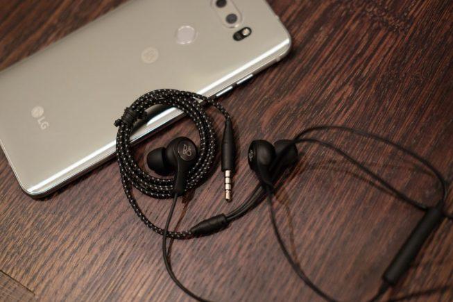lg v30 b and o audio thenerdweb