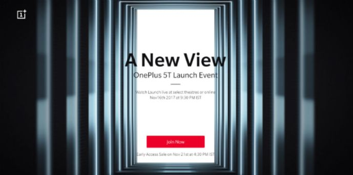 OnePlus 5T in movie theatres Price, Specs, Leaks and Release Date the nerd web