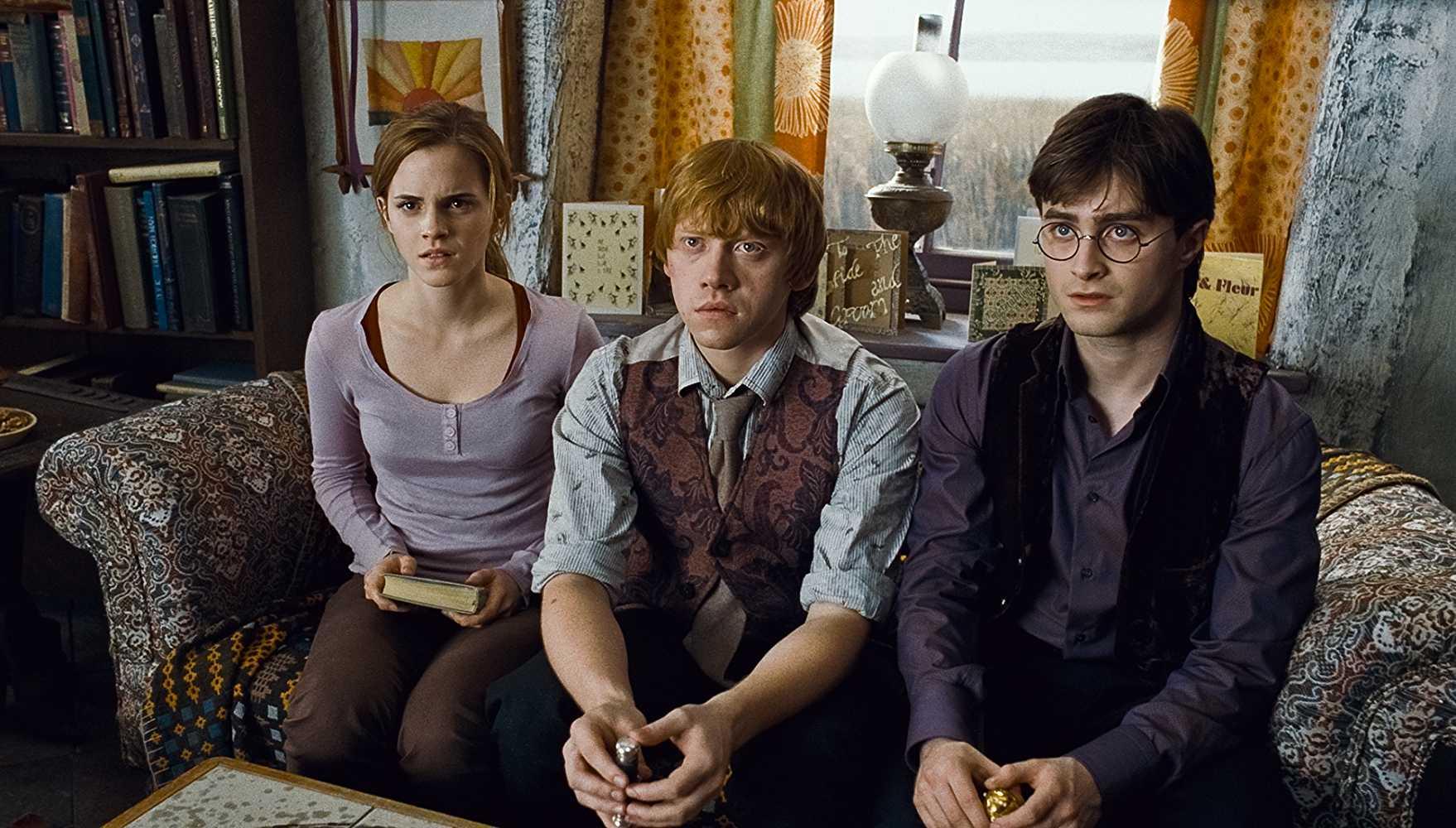 ae8e7e759 JK Rowling Reveals The Inspiration For The Deathly Hallows Symbol ...