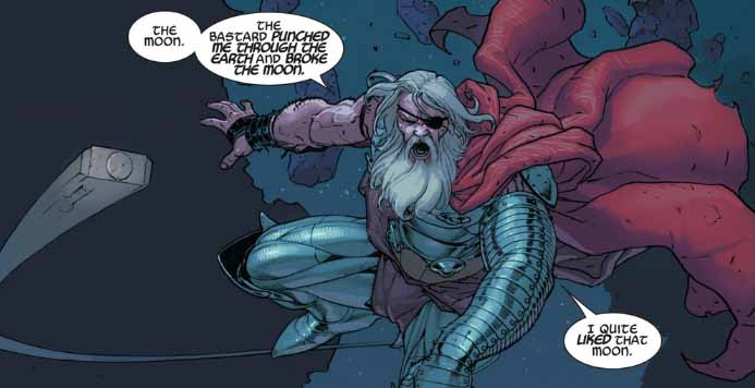 Thor : Ragranok Easter Eggs