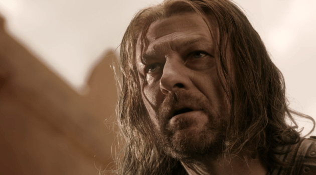 What Ned Stark Whispered Right Before His Death