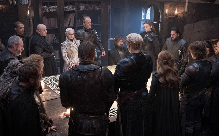 Game Of Thrones Emmy Nominations
