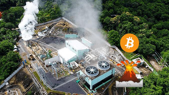 btc volcano green energy el salvador