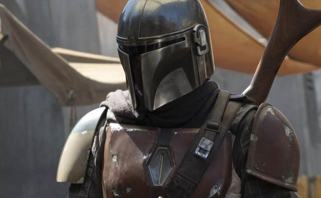 Star Wars The Mandalorian First Picture Released