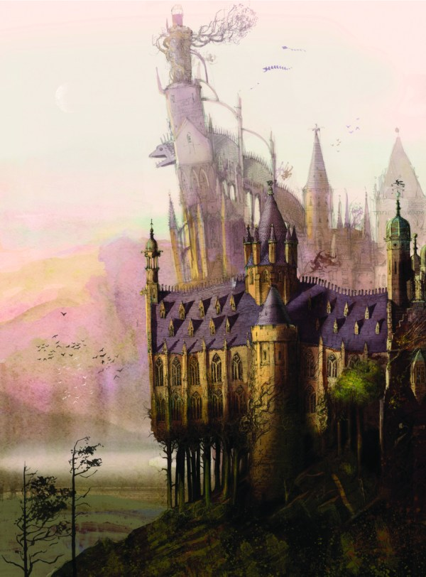 Harry Potter Novels Illustrations Released Nerdy Bird