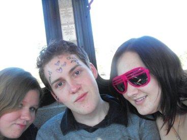 Rene, Iselin & I