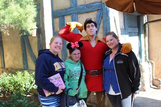 Gaston round 2 with friends on my 2015 trip <3