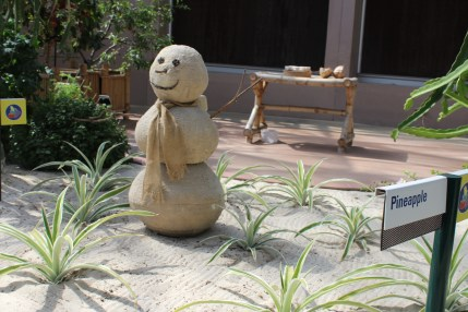 """""""Sand""""man in Living with the Land"""