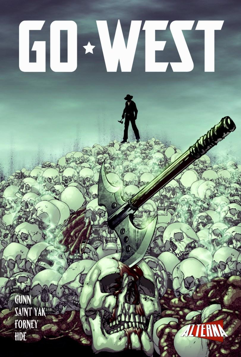 West #1 Alternacomics Kleffnotes