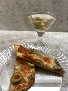 Dirty Martini Flatbread