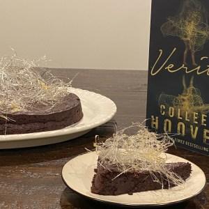 Deep, Dark Chocolate Torte