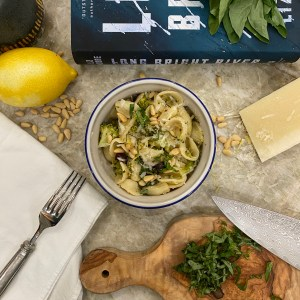 Broccoli and Orecchiette Pasta