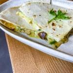 Gourmet Mushroom Quesadillas