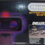 nintendo, deluxe set console, nintendo deluxe set in box