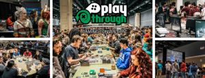 playthrough gaming convention