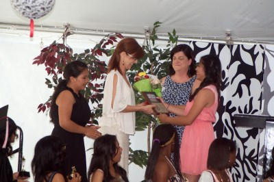 One7 Girls Academy Graduation