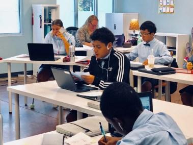 The Nest Academy - Student Spotlight Justin Reyes