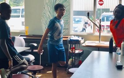 Student Spotlight: Mathú Rochom