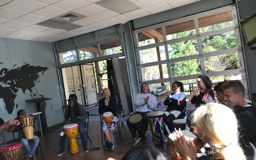 DrumStrong: Drumming to Beat Cancer!