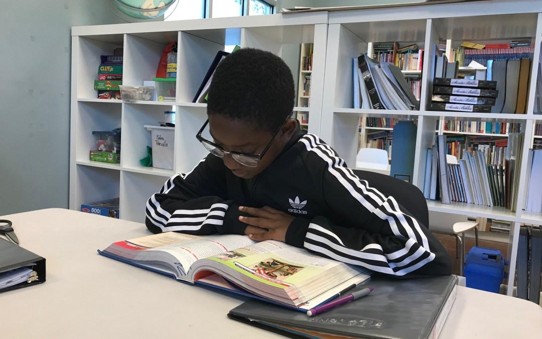 Student Spotlight: Iba Soumare