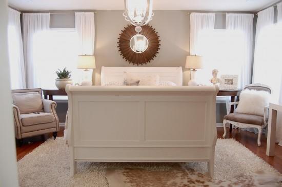 A Light Bedroom Adjustment