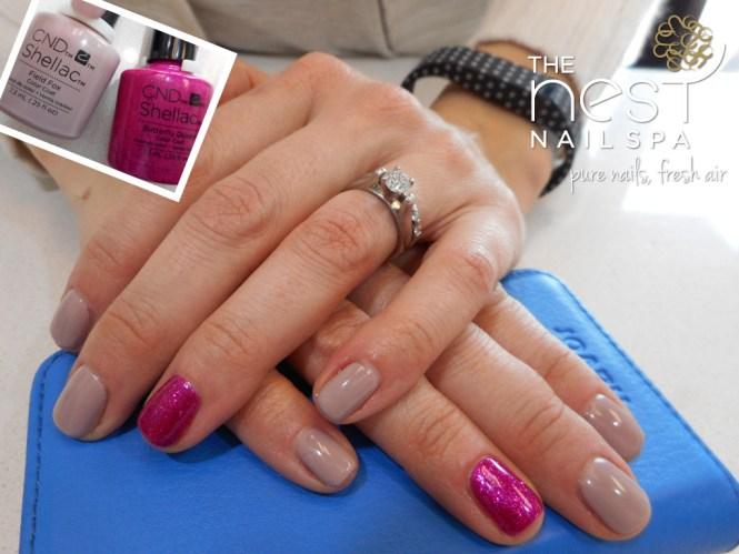 Nail Art And Spa
