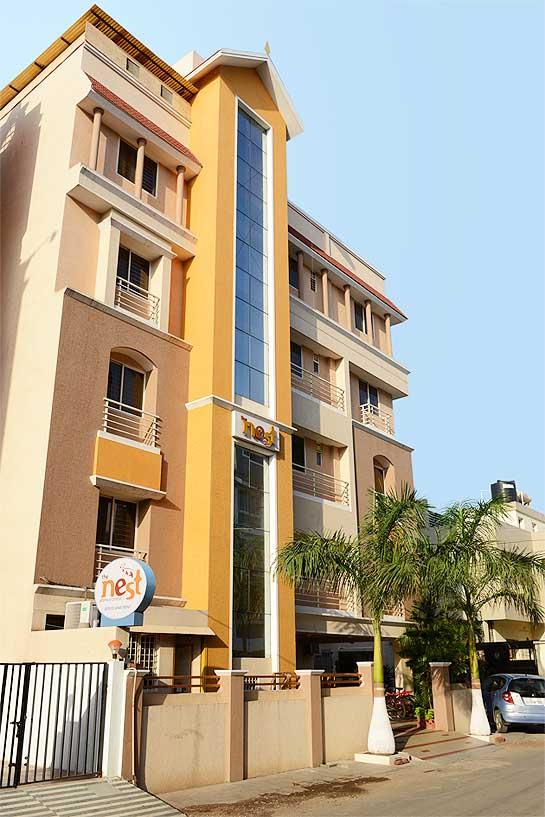 Service Apartment In Rajkot Gujarat India