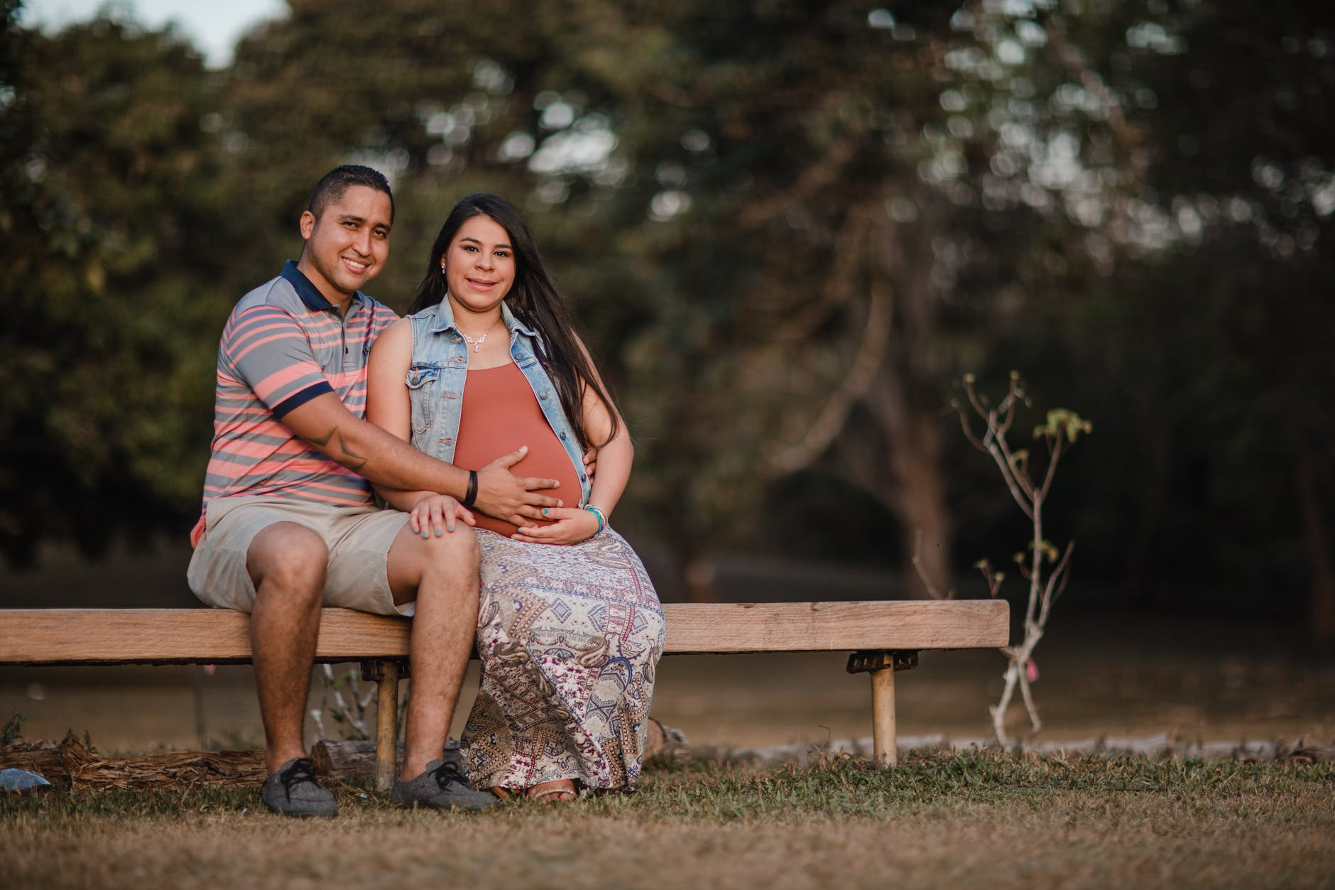man and woman sitting beside each other The Nest southwest antenatal education