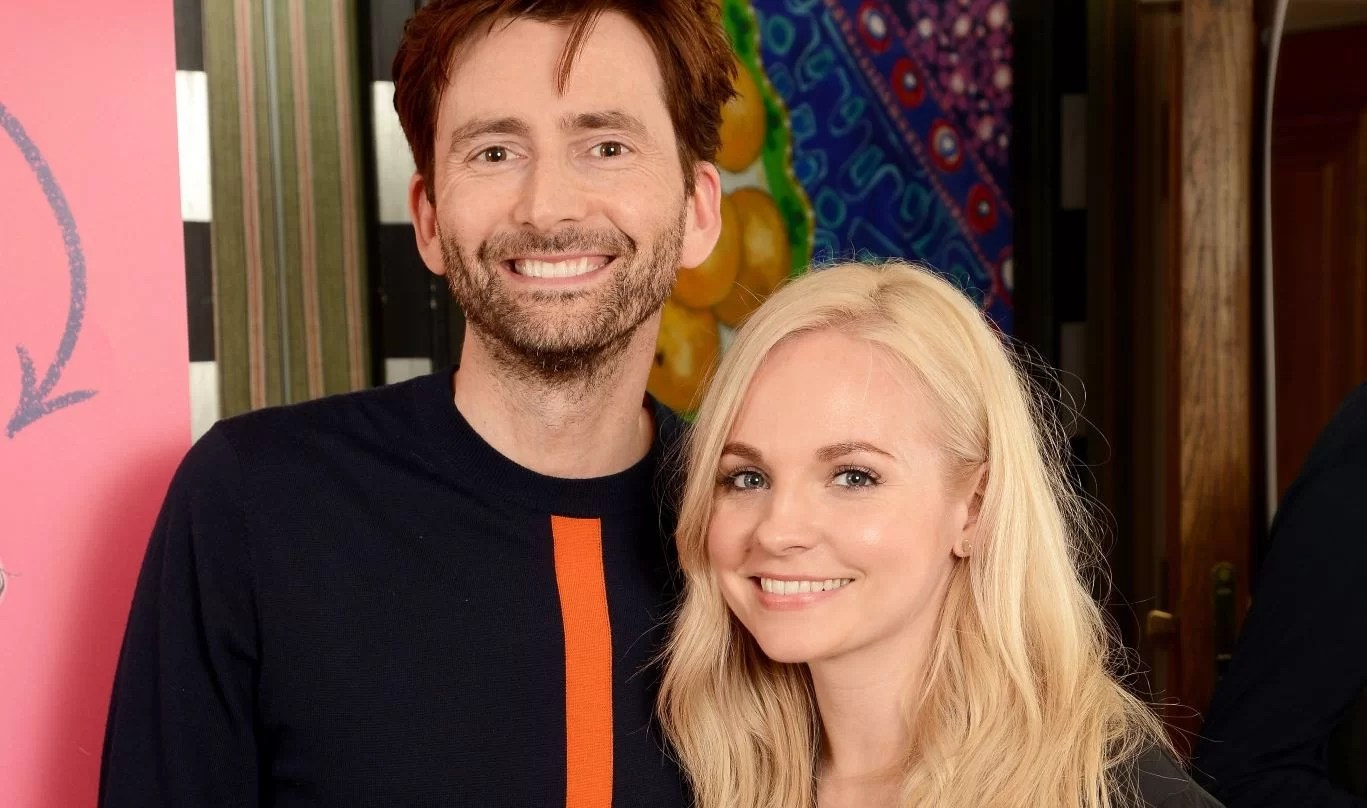 The truth about David Tennant's wife, Georgia Moffett
